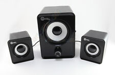 2.1 System USB Power 14 W Speakers For PC Laptop Cell Phone Music Player