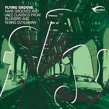 Various Artists : Flying Jazz Grooves CD BRAND NEW! ONLY NEW COPY ON eBAY!