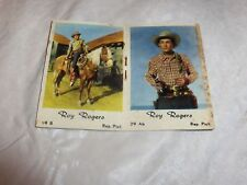 VINTAGE ROY ROGERS HOLLYWOOD STRIPS TARZAN BOY BOMBA