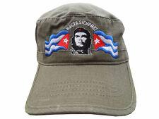 ATLANTIS chapeau CHE GUEVARA CUBA casquette FORCES ARMÉES olive CASTRO Sierra