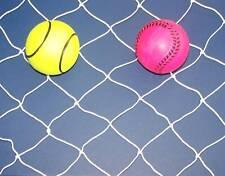 """7' x 15' Barrier Backstop Nylon Netting Soccer Sport Hockey 2"""" #15 160 lb Test"""