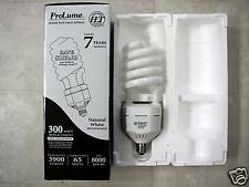 6 - Halco ProLume FULL SPECTRUM 65W(=300W) 5000K CFL Compact Fluorescent Bulbs