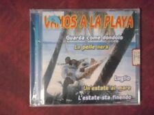 COMPILATION - VAMOS A LA PLAYA (RIGHEIRA,G.RUSSO...). CD