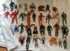 33 marvel legends x-men ,Star wars,Ben10,Power Ranger ,action figure lot