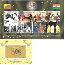 50 years of Indo-BHUTAN formal Diplomatic relations