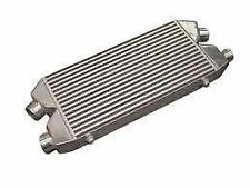 FMIC Intercooler 560x280x75 MM Twin TURBO Inlet/Outlet FOR Z32 300ZX NISSAN 3.0L