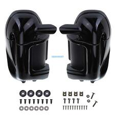 Jambe Carénage Bouclier Lower Fairing Pour HarleyTouring Road King Electra Glide