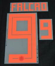 Colombia Falcao 9 world cup 2018 Football Shirt Name/Number Set Away Player Size