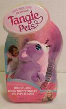 Tangle Pets Cupcake the Cat Plush Brush that Detangles Hair as on TV Shark Tank