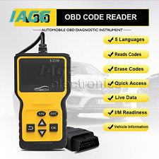 V310 Portable OBD2 OBDII Auto Scanner Car Code Reader Diagnose Repair Tool