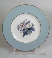 "Royal Worcester  Woodland  Set Of 6 Plates Approx  6.25"" Diameter"