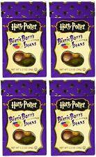 HARRY POTTER BERTIE BOTTS BEAN 1.2oz (34g) Jelly Belly Bott's Candy 4 Boxes NEW!