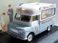 MR SOFTEE BEDFORD CA ICE CREAM VAN MODEL 1:43 SCALE CA021 OXFORD DIECAST K8