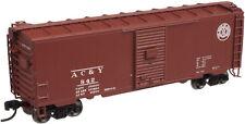 Atlas N Scale (2 CAR SET!) 40' PS-1 Box Cars  AC&Y #50001932 - #50001933 - NEW