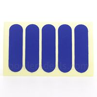 "Vise Hada Patch #1 BLUE 3/4"" Bowling Thumb Protection Tape 1 Pack 50 Pieces"
