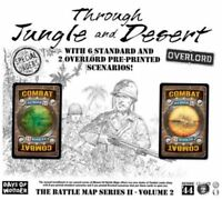Memoir 44 Board Game - Through Jungle and Desert Vol. 2 Expansion