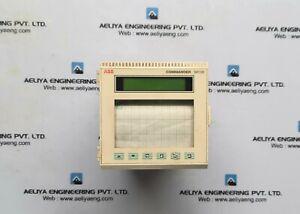 Abb commander sr100 chart recorder sr102a/b0/000000/111st