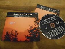 CD VA Apres-Midi Voices (18 Song) SPICE OF LIFE / JAPAN digi