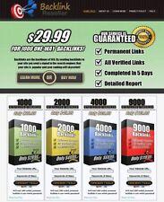 Backlinks Selling Turnkey Website FOR SALE - 100% AutoPilot