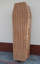 PREMIUM WICKER / WILLOW (Real / Willow / Full Size / Funeral Casket) COFFIN #4