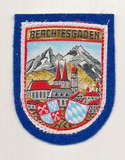 Berchtesgaden Germany Souvenir Patch 2