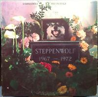 STEPPENWOLF rest in peace LP VG DSX-50124 Dunhill ABC USA 1972 Stereo Original