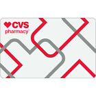 $25 CVS Physical Gift Card - Standard 1st Class Mail Delivery