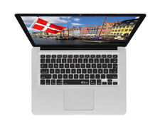 Danish Keyboard Cover for MacBook/Air 13/Pro (2008+)/Retina