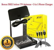 FORMULER Z8 Dual Band 5G Gigabit 2GB RAM 16GB ROM 4K  + FREE INDOOR TV ANTENNA