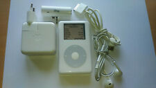 Apple iPod classic 4th Gen White (40 Gb) with accessories - Free Shipping