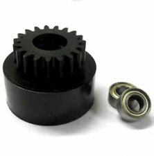 Pièces et accessoires noirs pour véhicules RC 1/10 1:8