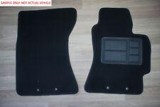 Car Floor Mats Custom Made Front Pair for Toyota Aurion: 10/2006 - 11/2011