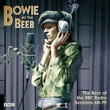 DAVID BOWIE - BOWIE AT THE BEEB (BEST OF BBC RADIO RECORDINGS) 4 VINYL LP NEW+