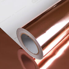 Allvi Car Wrapping Film-Strechable Chrome Rose Gold Film-Film - 22,36 €/m²