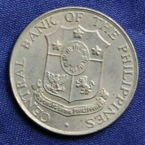 Philippines 25 Twenty Five   Centavos 1964 coin