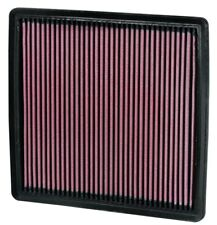 K&N 33-2385 Drop-In Replacement Air Filter 2009-2018 Ford F-150 2.7L 5.4L 6.2L