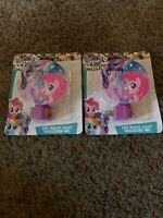NEW! My Little Pony The Movie - 2 LED Night Light Rotary Shade