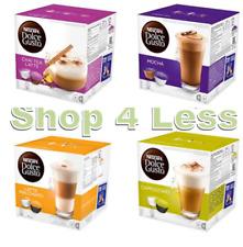Dolce Gusto Pods - 4 Flavours! (Latte - Cappuccino - Mocha - Chai Tea Latte)
