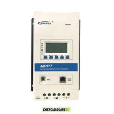Regolatore di carica MPPT TRIRON4210N 40A 12V 24V DISPLAY RCS per litio