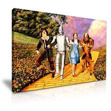 The Wizard of Oz Canvas Wall Art 76x50cm / 30x20inch