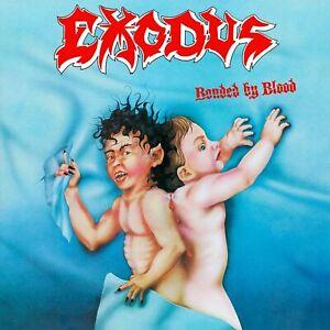 EXODUS Bonded by Blood BANNER HUGE 4X4 Ft Fabric Poster Tapestry Flag album art