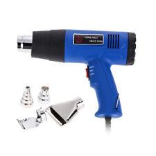Pistola Aire Caliente Decapador Secador Pintura Soldador De Plástico 500°C 1500W