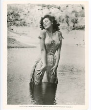 Tina Louise Breakthrough Role God's Little Acre 1958 Original Photograph Sensual