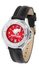 University of South Alabama Ladies Leather Wristwatch