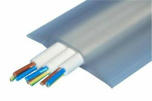 Cable PROTECTOR CRYSTAL CLR 3M Cable Management CRYC3 PACK 1