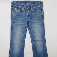 Diesel Rame W26 L32 blau Damen Designer Denim Jeans Hose Retro Vintage Mode Chic