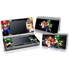 Super Mario Bros Vinyl Decal Skin Sticker Cover for Nintendo DS Lite DSL NDSL