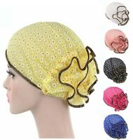 Women Islamic Wrap Underscarf Hat Head Cover Scarf Muslim Ladies Hijab Caps Arab