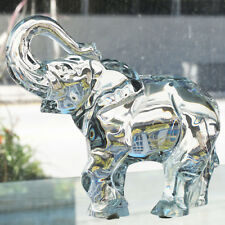 """ELEPHANT Figurine by BACCARAT 6.75"""" tall #762552 NEW NEVER SOLD made Frane"""