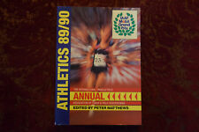 Athletics 89/90: International Track and Field Annual (Paperback)